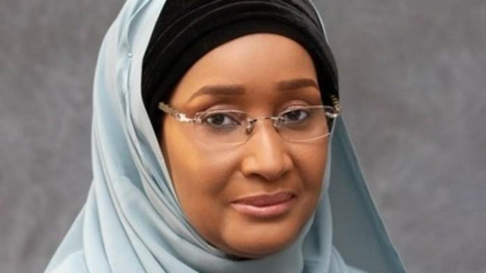 Sadiya Umar Farouq Minister of Humanitarian Affairs Disaster Management and Social Development