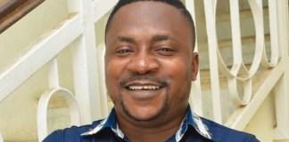 Nollywood actor Segun Ogungbe