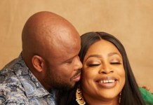 singer Sinach and husband