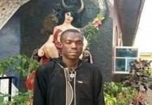 Church of Satan pastor Ifekwe Udo