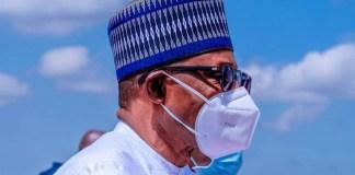 Muhammadu Buhari face mask
