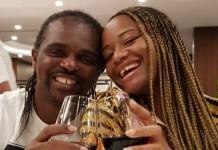 Nwankwo Kanu and wife Amara