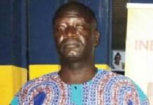 Pastor Oluwafemi Oyebola who impregnated daughter