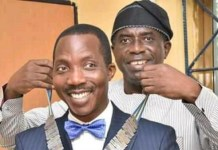 Rotarian Bola Oyebade, new Governor, District 9110