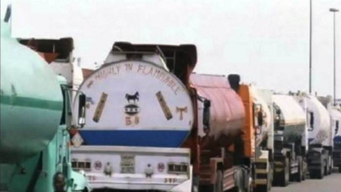 NUPENG tanker drivers