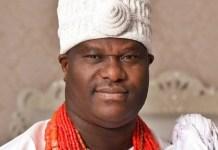 Ooni of Ife Oba Adeyeye Enitan Ogunwusi