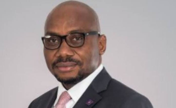Polaris Bank acting MD Innocent Ike