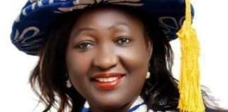 First female UNICAL VC Prof Florence Banku-Obi