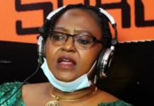 Modinat Adedibu widow of Lamidi Adedibu