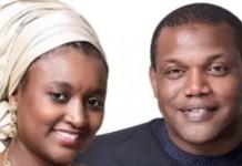 Rahma Indimi and Muhammed Babangida