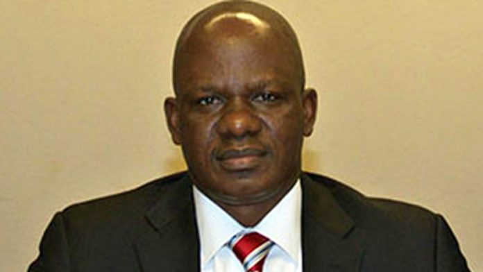 Benaoyagha Okoyen Nigeria Consul-General New York