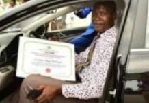Nigeria best teacher Henry Olaoluwa Asubiojo