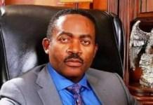 Anambra politician Godwin Maduka