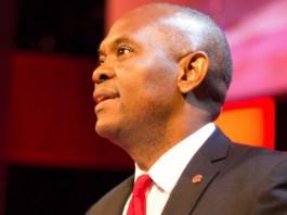 Tony Elumelu Heirs Holdings chairman