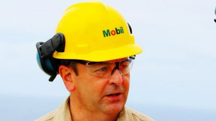 ExxonMobil Nigeria MD Richard Laing