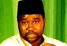Nigerian atheist Mubarak Bala