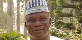 Buhari driver Saidu Afaka