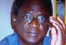 Veteran filmmaker Ladi Ladebo