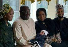 Atiku Abubakar son Mustapha
