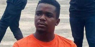 Iniubong Umoren alleged killer Uduak Akpan