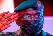 Late chief of army staff Ibrahim Attahiru