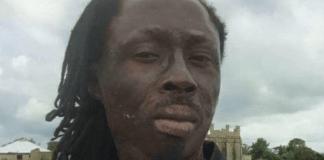 Ghanaian spiritualist Nana Kwaku Bonsam