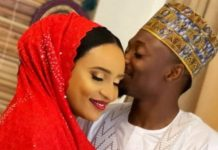 Ahmed Musa and new wife Mariam