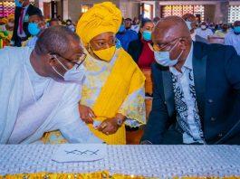 Ayodele Fayose Kayode Fayemi Bisi Fayemi
