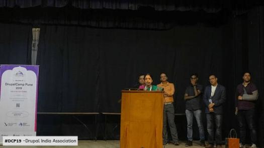 DCP19 Drupal India Association (DIA)