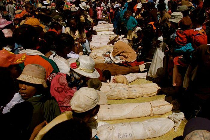 Madagascar Turning of the Bones Celebrate Death