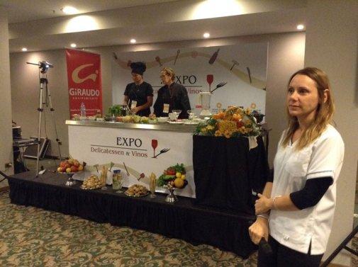 Taller de Cocina Saludable - Expo Delicatessen y Vinos 2014 (35)