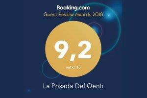 Guest Review Awards de Booking.com