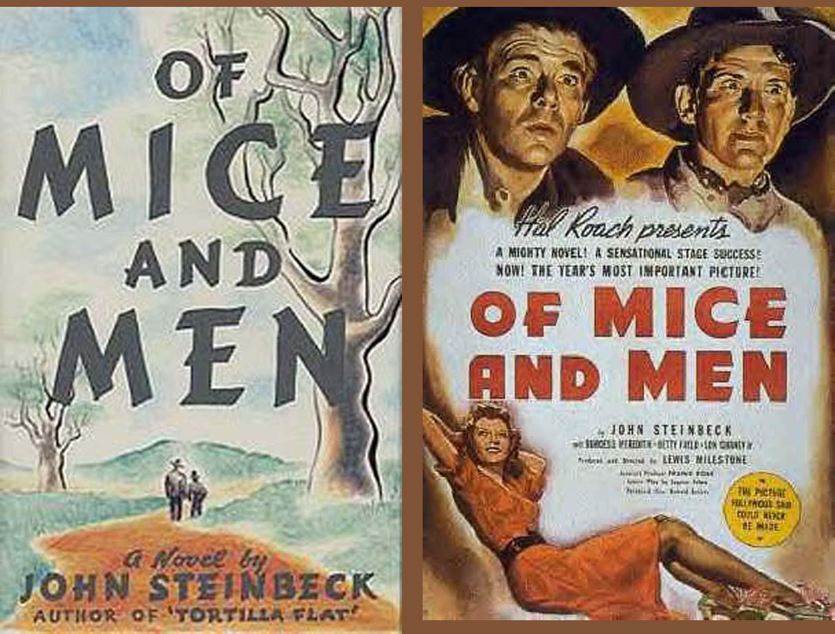 Which Of Mice And Men Character Are You