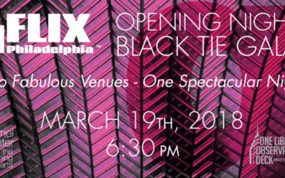 Opening Night Black Tie Gala Benefit Announced for qFLIX Philadelphia 2018