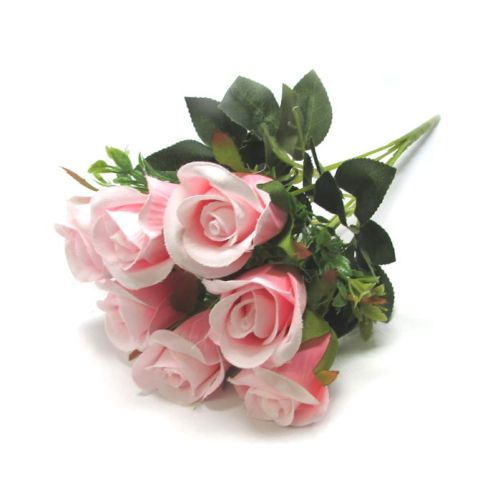Buquê Botões de Rosas – HJ0014 – Flores Artificiais
