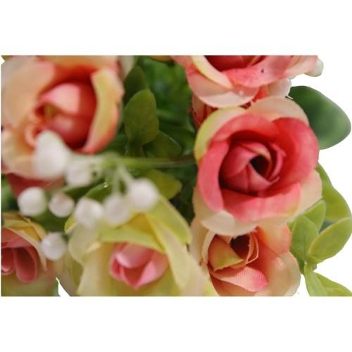 Buquê Mini Rosas – EG0070 – Flores Artificiais