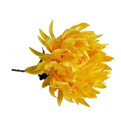 galho de crisântemo amarelo