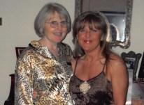 My Mom and I...she's my inspiration! (Nov 2003)