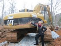 Glenda at work - Jan 21, 2014