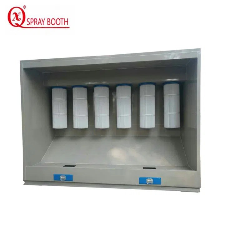 small powder coating booth suppliers