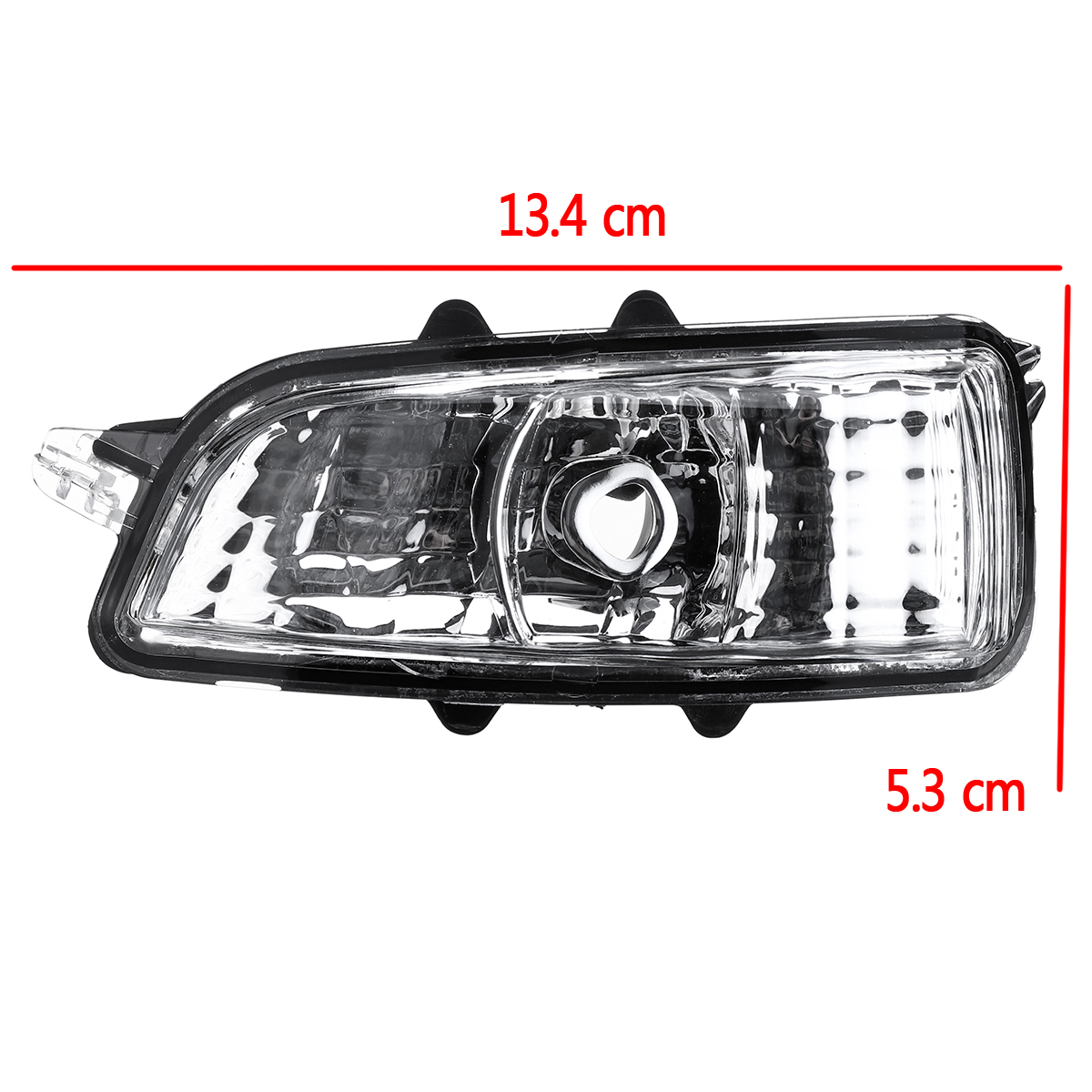 Front Left Rearview Mirror Light Turn Signal Lamp For
