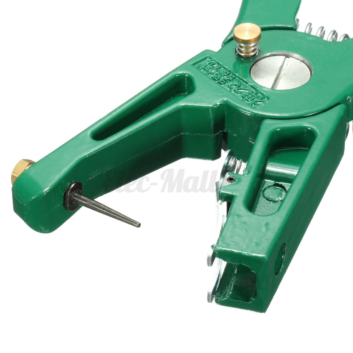 Cattle Livestock Ear Tag Plier Applicator Puncher Tagger
