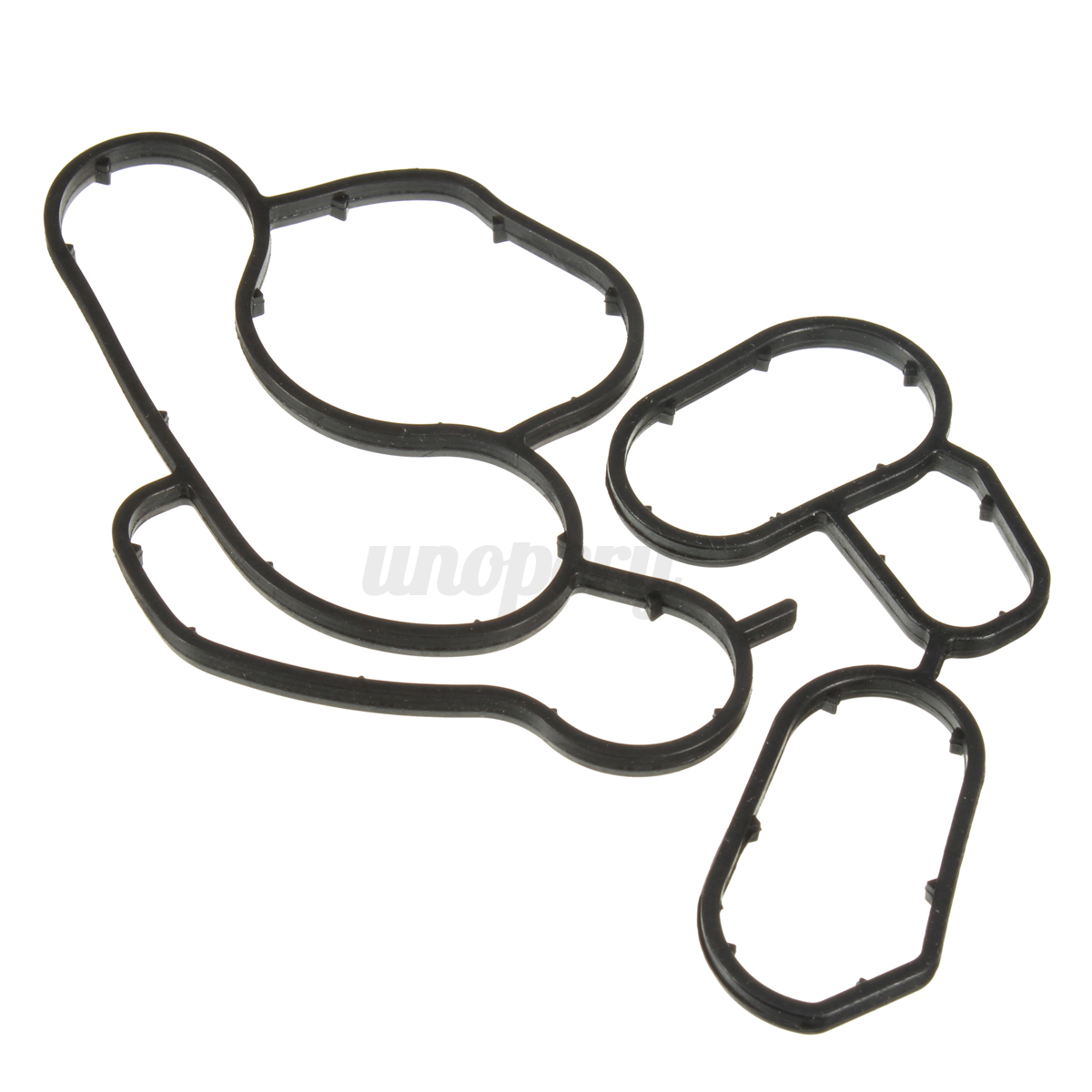 Oil Filter Housing Set Seal Gasket For Bmw E90 E46 E60 2