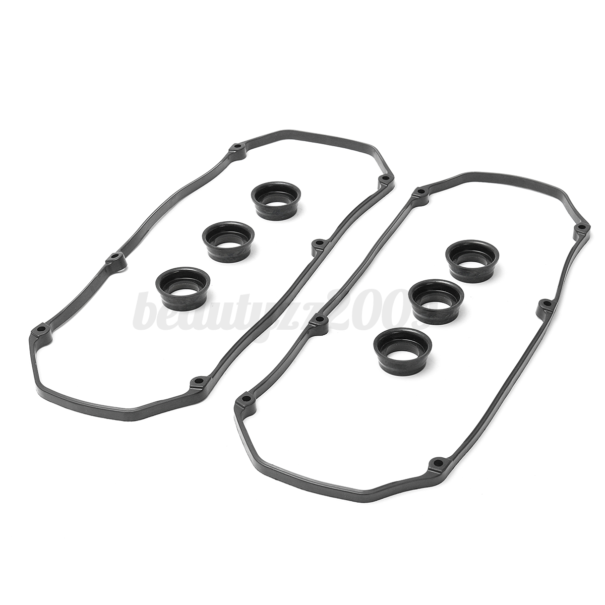 Valve Cover Gasket Set For Dodge Chrysler Dodge 95 06 3 0 3 5 3 8 6g72 6g74 6g75