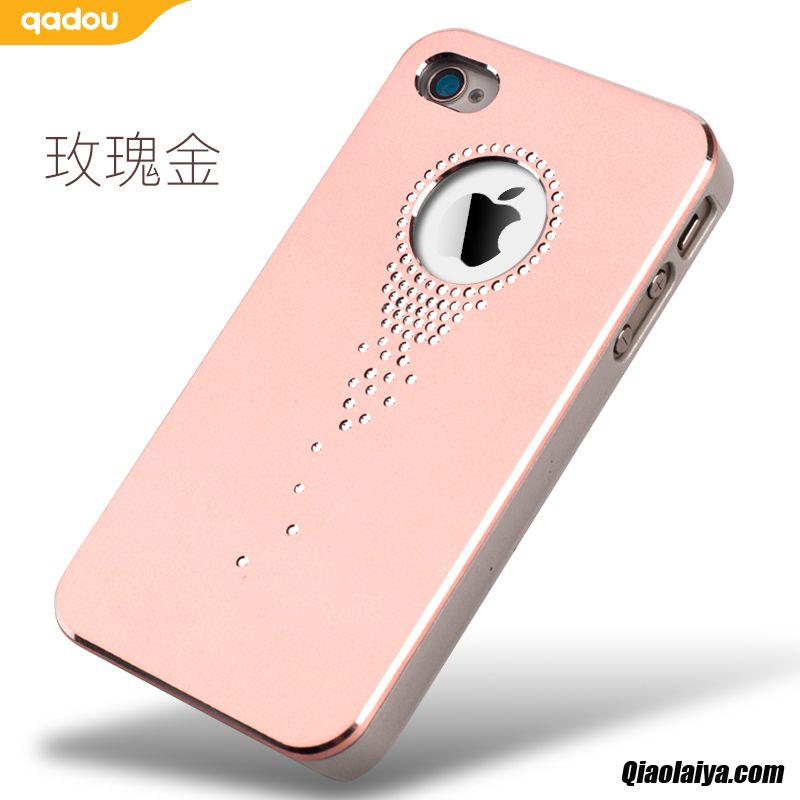 Coque Iphone 44s Simpson Etui Rigide En Cuir Coque Pour
