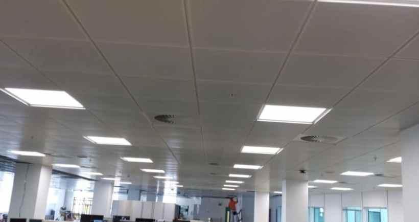 Suspended Ceiling Suppliers Birmingham