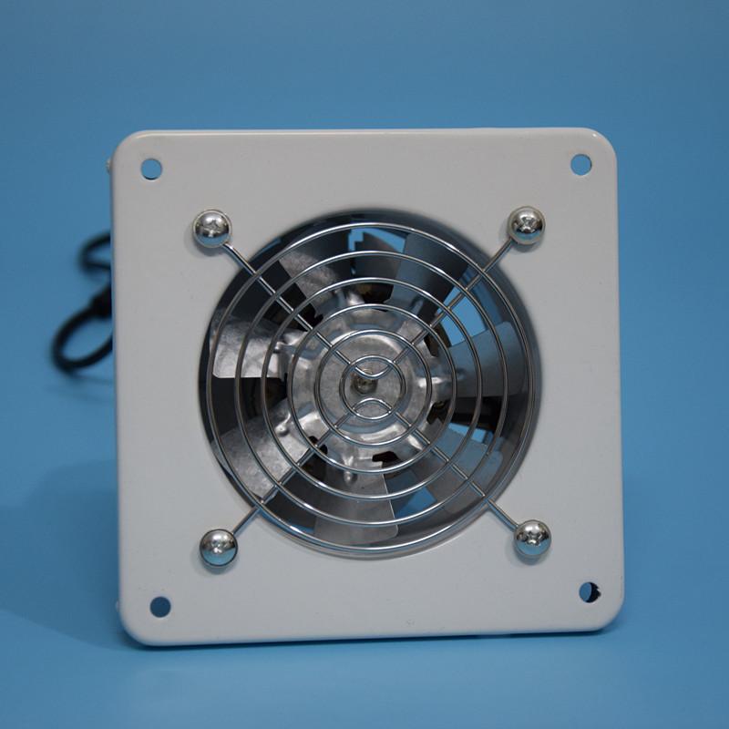 100mm exhaust fan 4 inch dust blower