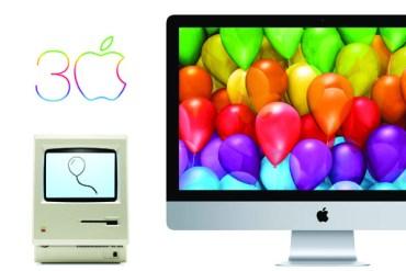 30 años del Mac