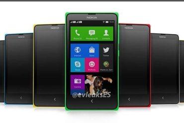 Nokia Normandy - Nokia X teléfono de Nokia con Android