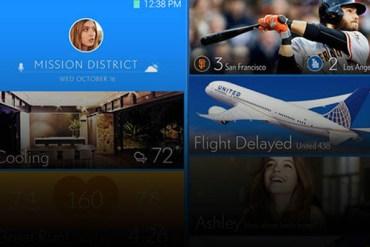 alegada nueva interfaz del Samsung Galaxy S5